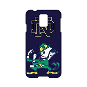 3D Case Cover Notre Dame Fighting Irish Phone Case for Samsung Galaxy s 5