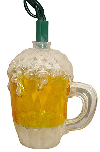 Beer Mug Patio Lights