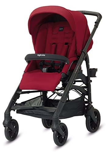 Inglesina Trilogy City Stroller, Intense Red