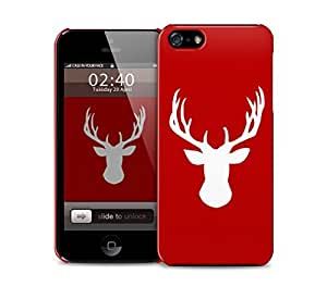 red stag iPhone 5 / 5S protective case
