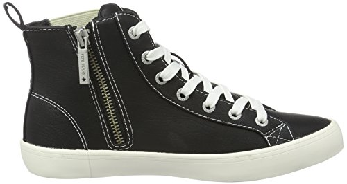 Pepe Jeans Clinton Chelsea - Zapatillas Mujer Negro