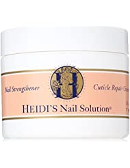 HEIDI'S Nail Strengthener and Cuticle Repair Creme, 2 Ounce