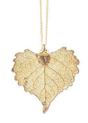 Artisan Outlet LLC Cottonwood Leaf Necklace - Cottonwood Leaf Necklace