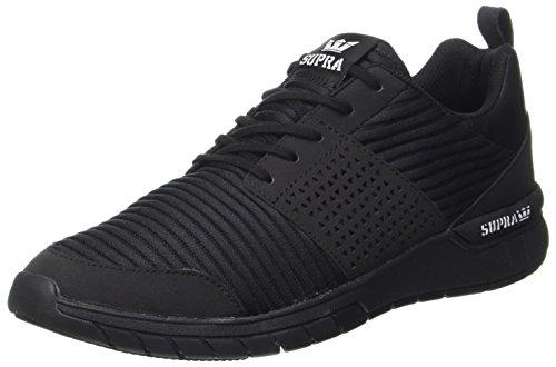Supra Scissor Skate Schoen Zwart-wit-zwart