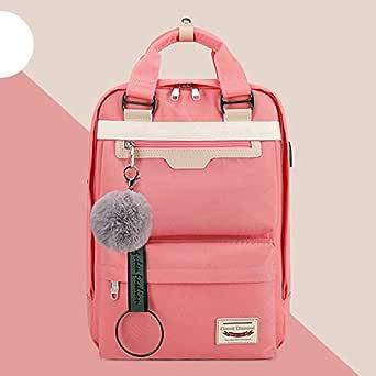 حقيبة ظهر نسائية بسحّاب متينة حقيبة ترفيهية بظرف حقيبة بحزام رملي