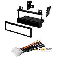 FORD 1998 - 2011 RANGER CAR STEREO DASH INSTALL MOUNTING KIT WIRE HARNESS