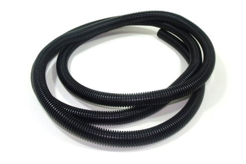 Taylor Cable 38710 Black Convoluted Tubing