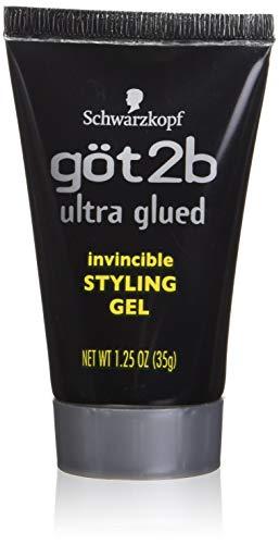 Got 2b Ultra Glued Invincible Styling Gel, 1.25 Ounce