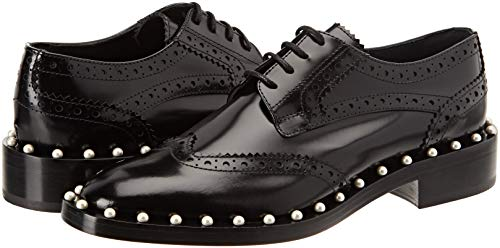 Milano Black Ca8pey Twinset Women's Oxfords nWTYx1nqF