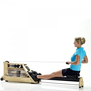 WaterRower A1 Home, Rudergerät