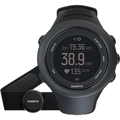 Suunto Ambit3 Sport GPS Sapphire Heart Rate Monitor
