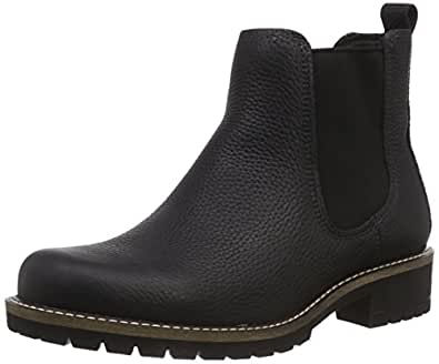 ECCO Shoes Women's Elaine Chelsea Ankle Boot, Black, 36 EU/5.5-6 M US