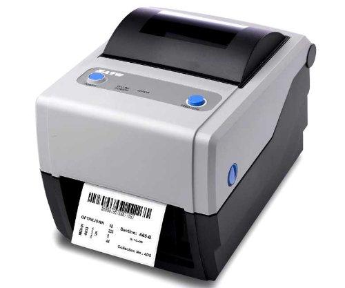 (Sato CG408 4.1IN 203 DPI USB RS232C Serial TT Printer (142540A))