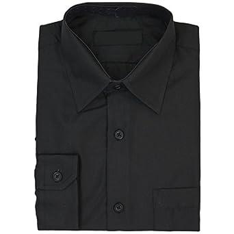 Boys black Prom formal Boys Shirt 6months - 15 Years: Amazon.co.uk ...