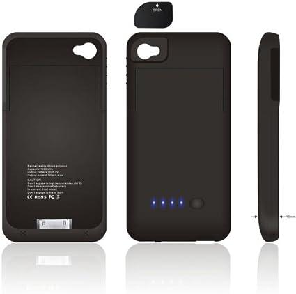 cover ricaricabile iphone 4s come funziona