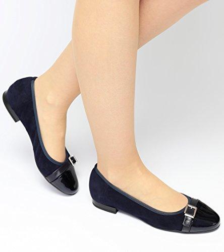 Ballet Blau Peter Women's Kaiser Flats aEEwxPIq
