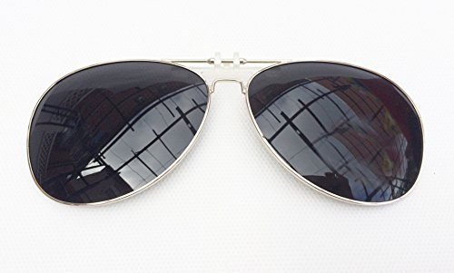 Polarized Polaroid Glasses Clip-on Sungl - Dolphins Black Frame Sunglasses Shopping Results