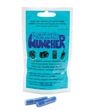 Sealife Small  Moisture muncher 10 capsules, 1.5 grams each by SeaLife
