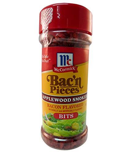 Mccormick Bac'n Pieces Applewood Smoked Bacon Flavored Bits(3pk) (Best Applewood Smoked Bacon)
