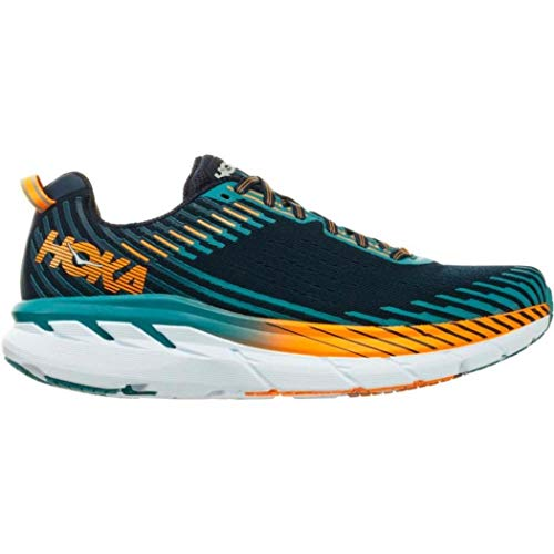HOKA ONE ONE Mens Clifton 5 Walking Shoe