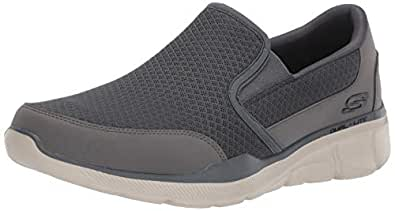 Skechers Mens 52984 EWW BKGY Equalizer 3.0 Bluegate Grey Size: 7