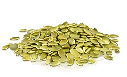 Pumpkin Seeds Roasted Unsalted - 27 LBS by Dylmine Health