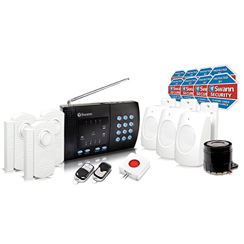 Swann SWHOM-ALARM2-US Wireless Alarm Kit 2 (White)