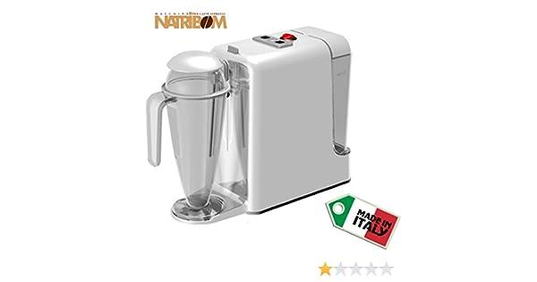 Máquina para bebidas calientes y Chocolatera/cremiera eléctrica natribom – cioccolachicca Professional: Amazon.es: Hogar