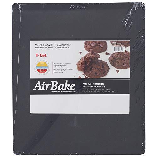 Good Cook 84802 AirBake Nonstick Cookie Sheet, 14 x 16 in Dark Non-stick