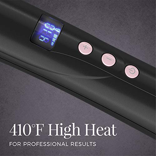Remington Pro 1'' - 1 ½'' Curling Wand with Pearl Ceramic Technology and Digital Controls, CI9538 by Remington (Image #3)