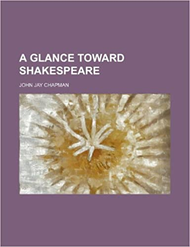 A Glance Toward Shakespeare