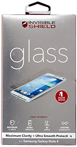 ZAGG InvisibleShield Screen Protector Samsung product image