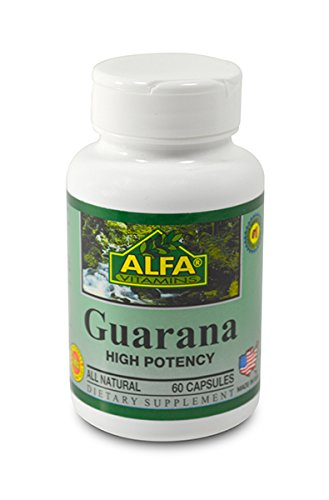 Guarana 1000 Capsules Performance Stimulant product image