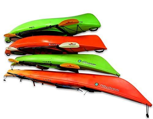 StoreYourBoard 4 Kayak Storage