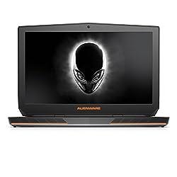 Alienware 17 AW17R3 17.3-Inch Full HD Gaming Laptop, 6th Gen Intel Core i7-6700HQ UP to 3.5GHz, 8GB Memory, 512GB SSD (256GB SSD x 2) + 2TB Hard Drive, 3GB GeForce GTX 970M Graphics, Windows 10