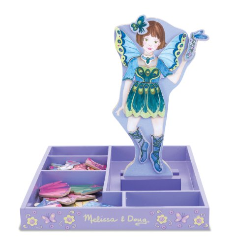 fairies magnetic figures - 7