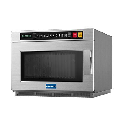 (Turbo Air Stainless Steel Heavy Duty Microwave Oven)