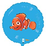 Finding Nemo Disney 18'' Round Foil Party Helium Balloon Anagram by Cartoon Balloons
