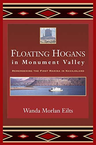 Floating Hogans in Monument Valley