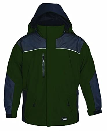 Amazon.com: Viking Men's Tempest Classic Waterproof Rain Jacket ...