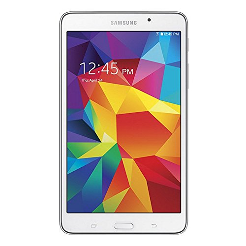 Samsung SM-T231 Tablet (7 inch, 8GB, Wi-Fi + 3G) Unlocked International - White (Galaxy Samsung Wifi Tab 4 7in)