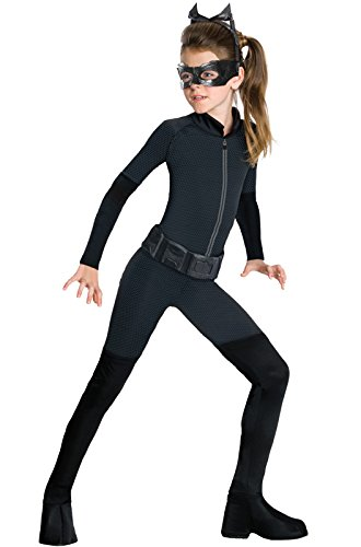 Dark Knight Rises Child Catwoman Costume (Batman Dark Knight Rises Child's Catwoman Costume - Large)