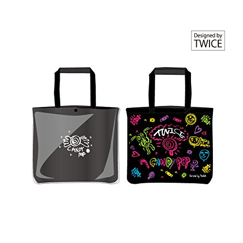 Amazon Twice Candy Pop 公式 トートバッグ リリースイベント