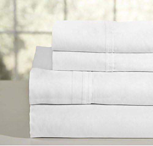 Juego de sábanas de percal de algodón para niñas, 3 piezas, color ...