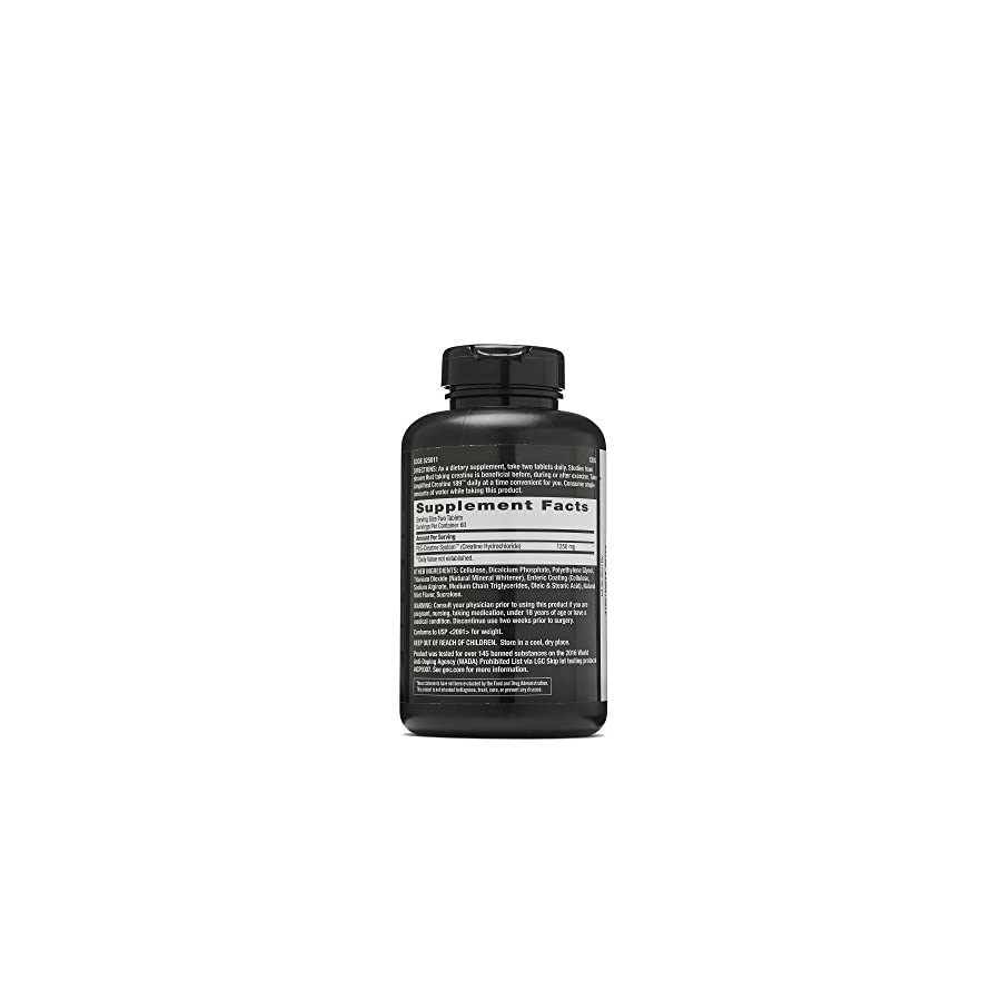 GNC Pro Performance AMP Amplified Creatine 189 Tablet, 120 Count