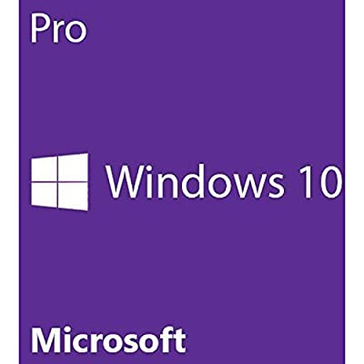 Microsoft Windows 10 Pro 64 Bit - PC Disc