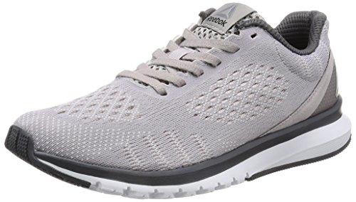 Whisper Ash de Pw Ash Lilac White Running Gris Mujer Grey Zapatillas para Bd4536 Grey Reebok Trail qf1w8fg