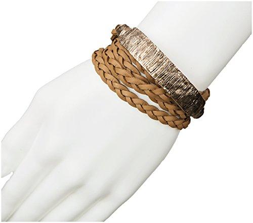 Leather Statement Bracelet SPUNKYsoul Collection