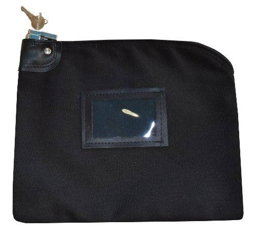 Canvas Locking Bank Bags - 3