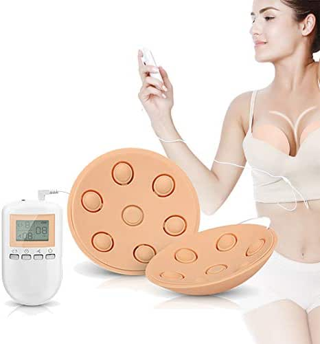 DNNAL Electric Breast Enhancement Instrument, Chest Massager Breast Enlarger Women Healthy Breast Health Chest Enlarger